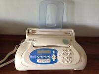 Fax & Telephone Machine