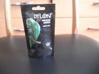 Used, Dylon Fabric Dye – 50g – Amazon Green Colour for sale  Wimbledon, London