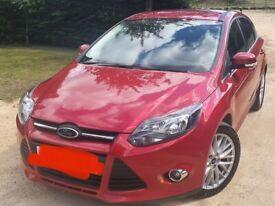2014 Ford Focus 1.6