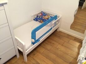 Children's first bed