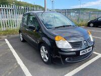 Renault Modus 2006 - £30 Tax, MOT JULY 22