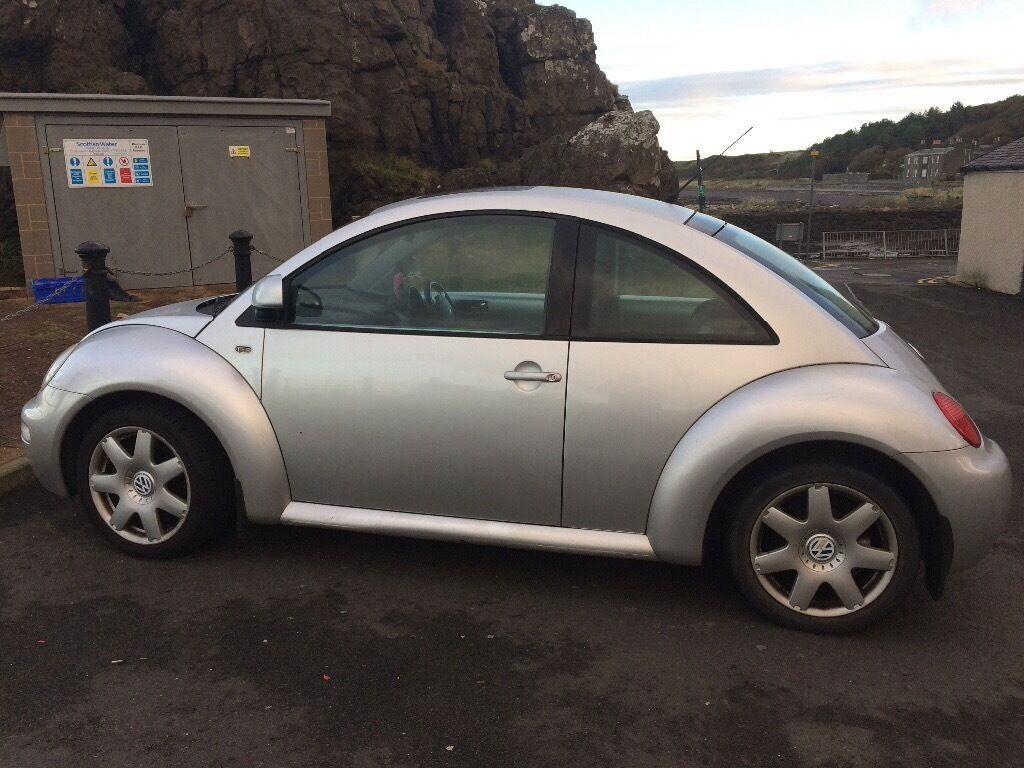 Volkswagen Beetle -spares or repair