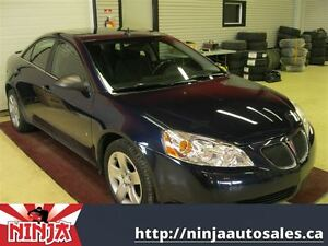2008 Pontiac G6 SE Heated Seats Sunroof Remote Start