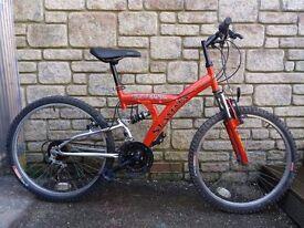 universal slamma mountain bike