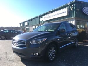 2014 Infiniti QX60 NAV AND BACK UP CAMERA