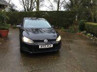 Volkswagen Golf SE Bluemotion Tech. TDI 5 Door Hatchback. Full VW Service History. Zero Road Tax