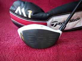 Taylor Made M1 460 Driver