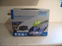 bran new boxed never used , aqua max eco pond pump