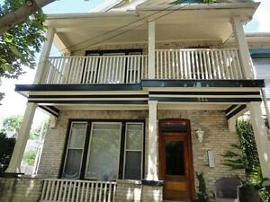 Gorgeous 3 bedroom apartment in downtown.  Must see!