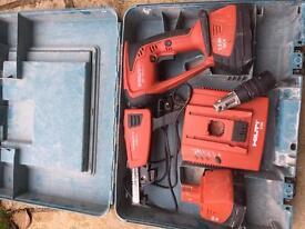 Hilti screw gun sf4000-a