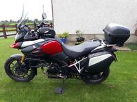 Suzuki, V-STROM, 2014, 1037 (cc)