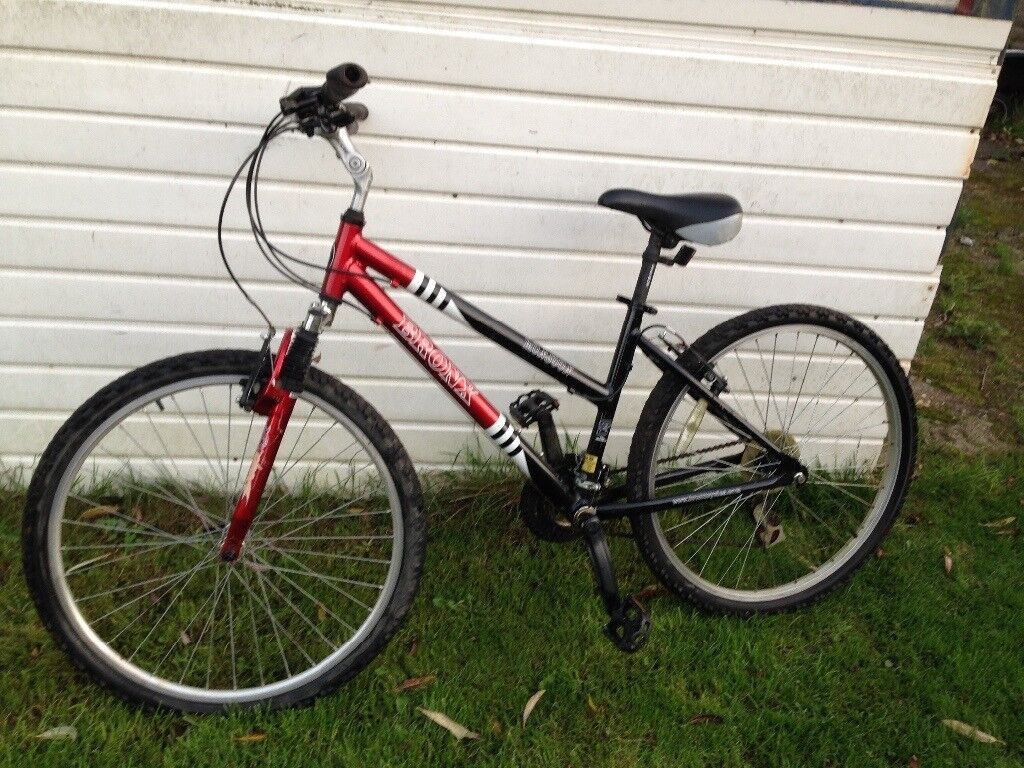 Lady/men's bike