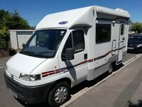 AUTOCRUISE STARFIRE EXTREMELY SPACIOUS 2 BERTH 1.9TD EXCELLENT CONDITION THROUGHOUT