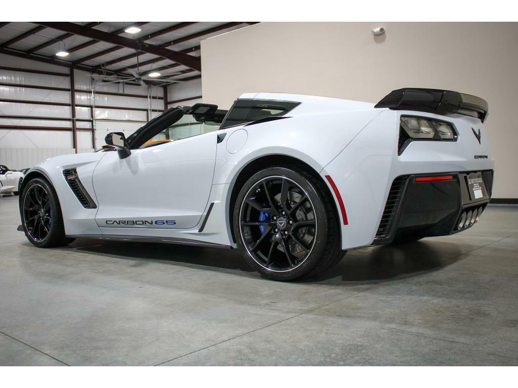 2018 Gray Chevrolet Corvette Z06 3LZ   C7 Corvette Photo 3