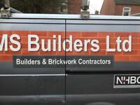 Brickwork contractor nhbc registed