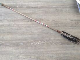 Navajo War Arrow - genuine purchased in Tucson Arizona Excellent collectors tem.