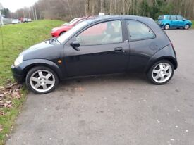 FORD KA SPORT 1.6 PETROL 3 DOOR HATCH 2004 04 PLATE BREAKING FOR SPARES