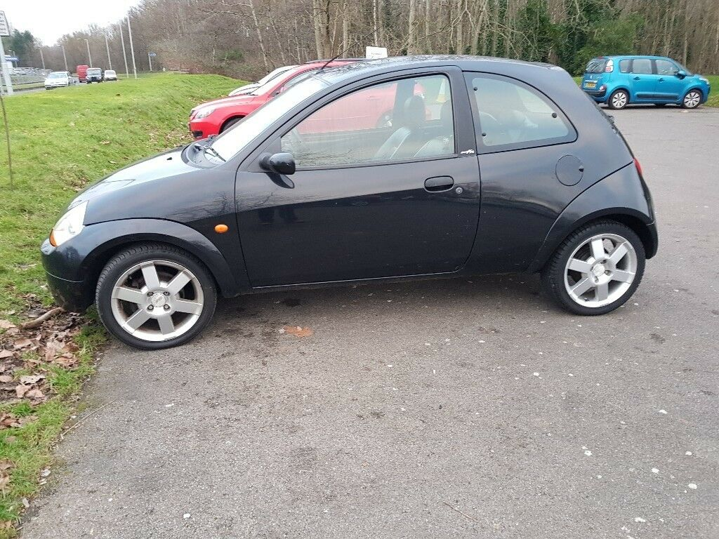 ford ka sport 1 6 petrol 3 door hatch 2004 04 plate breaking for spares in llansamlet swansea. Black Bedroom Furniture Sets. Home Design Ideas