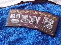 4 x THE GREAT INDIAN WARS DVDs