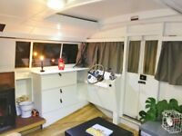 Caribbean Broads Cruiser - Houseboat - Canal Boat