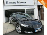 2014 JAGUAR XF 2.2 LUXURY,SALOON,AUTO,DIESEL,ONLY 18K MILES,SATNAV,HEATED LEATHER,BLUETOOTH,FSH,DVD