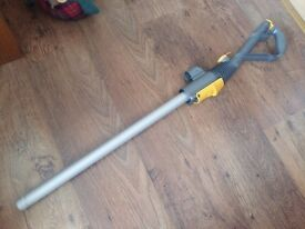 DYSON DC07 WAND HANDLE Genuine PART, GREY AND YELLOW, plus flexible pipes