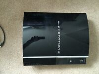 Sony PlayStation 3 Console (Faulty - Spares/Repair)