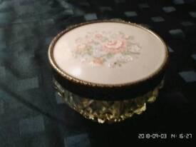 Regent of London powder jar