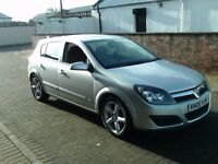 2006 06 VAUXHALL ASTRA 1.9 CDTI SRI 150 BHP DIESEL ** ONLY 47000 MILES ** SERVICE HISTORY **