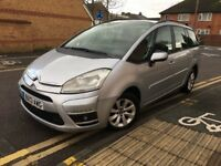 Uber Ready XL PCO Car/Minicab For Sale, 2013 Citroen Grand C4 Picasso 1.6 Diesel 7 Seater XL PCO Car