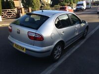 SEAT LEON 1.6S MOT FAIL / SPARES OR PROJECT