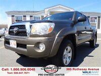 2011 Toyota Tacoma V6 SR5 $230.81 BI WEEKLY!!!