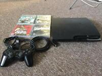 PlayStation3 (PS3) with games
