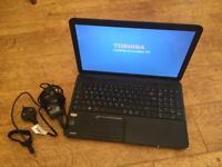 Windows 8 Toshiba Satellite C850D Laptop