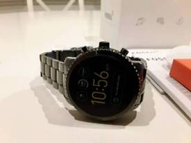 Fossil Mens Smartwatch Gen 3 FTW4001