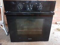 OVEN FOR SALE - Used, Baumatic BO612BL 60cm Single Fan Electric Oven