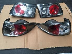 Mazda 6 Estate rear lights
