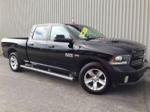 2014 Ram 1500 Sport +Navigation, Bluetooth+