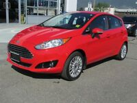 2014 Ford Fiesta Titanium ONLY 15,000 KM'S!!