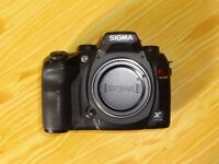 Sigma SD14 DSLR body