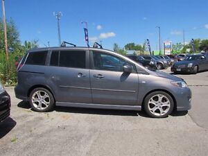 2008 Mazda MAZDA5 GS | LEATHER | ROOF | 6PASS London Ontario image 7