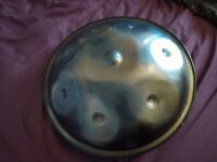 Hang drum for sell in perfect condition!