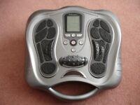 BioEnergiser Electro-Flex Circulation massager electrical stimulator