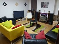 ***Great room in Tooting/Furzerdown with living room and garden***