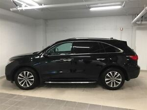 2015 Acura MDX TECH NAVI DVD ACURA CERTIFIED PROGRAM 7 YEARS 130