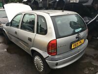 1999 VAUXHALL CORSA CDX 16V (MANUAL PETROL)- FOR PARTS ONLY