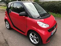 Smart Fortwo 0.8 CDI Pulse Softouch 2dr Automatic ***Full service history / Low Mileage