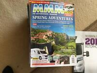 Camping msgazines