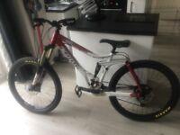 Kona Coilair Freeride/Downhill bike
