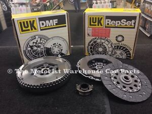 MAZDA 6 2.0D DIESEL SALOON ESTATE DUAL MASS FLYWHEEL CLUTCH KIT LUK NEW
